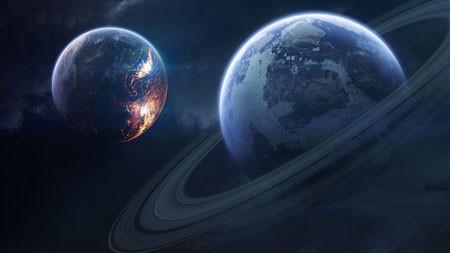 宇宙,恒星,土星,2022,4K,高清高端桌面精选 3840x2160