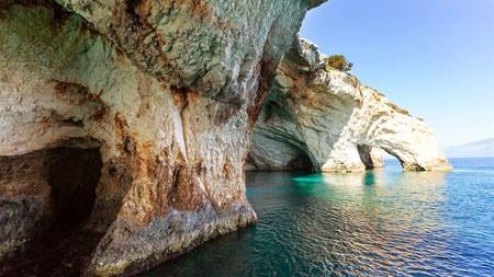 希腊,扎金索斯岛,海洋,2021,风景,4K,摄影高端桌面精选 3840x2160