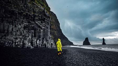 海滩,人,海岸景观,HDR,摄影高端桌面精选 3840x2160