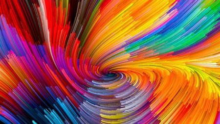 Mac,OS,Mojave,2022,色彩鲜艳,抽象技术百变桌面精选 3840x2160
