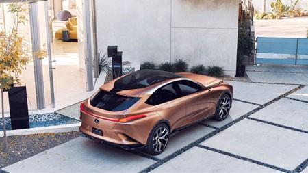 2022,雷克萨斯,LF - 1,无限,概念车,静态高端桌面精选 3840x2160