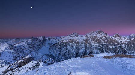 阿尔卑斯山,山峰,冰冻,冰川,iMac,Retina,4K,超高清高端桌面精选 3840x2160
