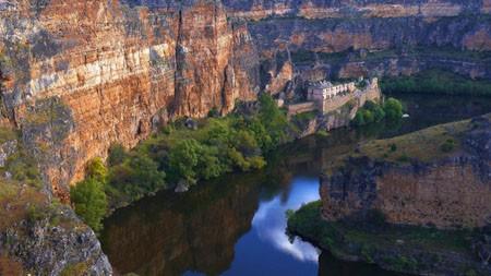 杜拉顿河峡谷,西班牙,2022年,必应,高清桌面高端桌面精选 3840x2160