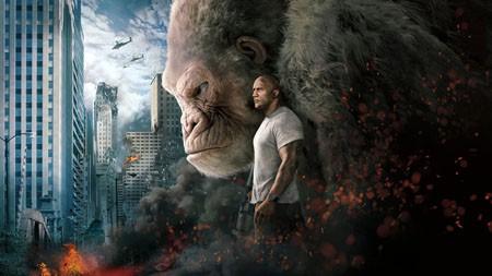 2022,狂暴巨兽,电影,4K,海报极品壁纸精选 3840x2160