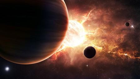 行星,星星银河,2022,数字,宇宙高端桌面精选 3840x2160