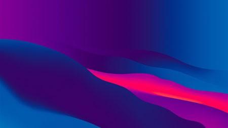 蓝色,渐变,2021,抽象,艺术设计,5K,超高清,海报高端桌面精选 3840x2160