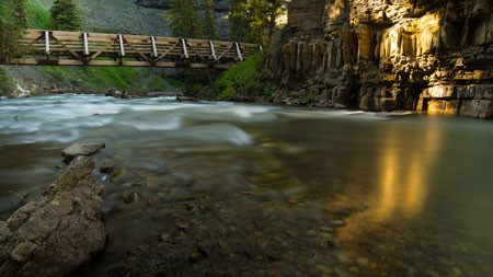 蒙大拿州,美国,丛林,河流,旅行,4K,超高清百变桌面精选 3840x2160