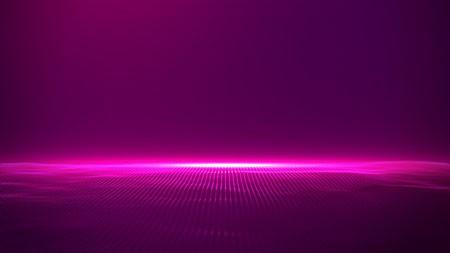 抽象,紫色,眩光,天际线,4K,高清高端桌面精选 3840x2160