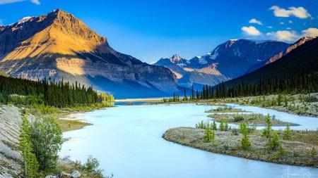 加拿大,贾斯珀国家公园,2022,自然,风景,照片高端桌面精选 3840x2160