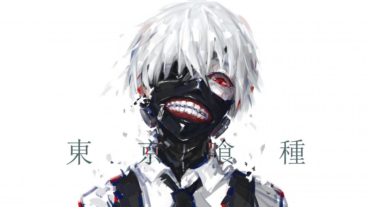 东京食尸鬼4K高清壁纸极品游戏桌面精选图片