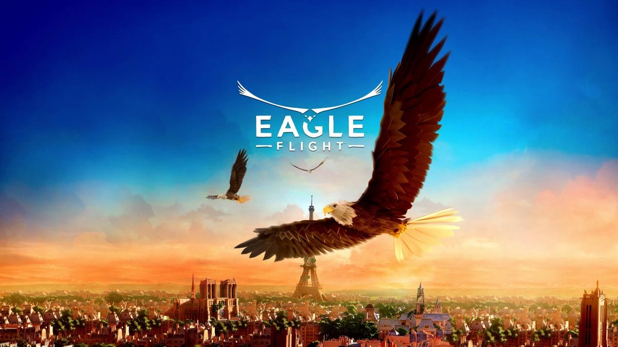 《Eagle Flight(化鹰)》4K游戏高端电脑桌面壁纸