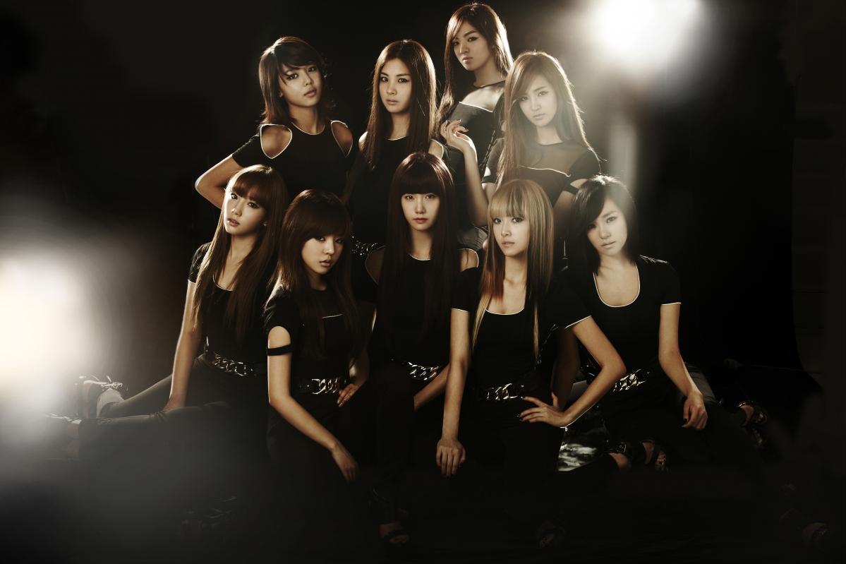 韩国美女组合 少女时代6k高端电脑桌面壁纸图片