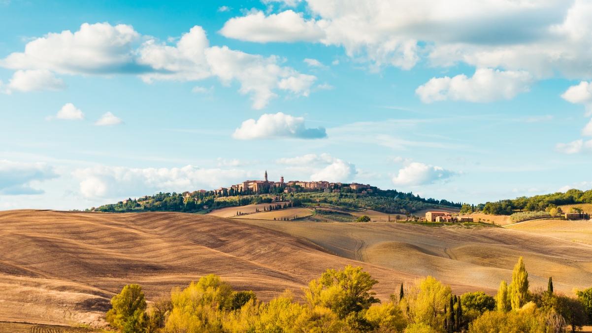 美丽的意大利托斯卡纳4k风景超高清壁纸精选