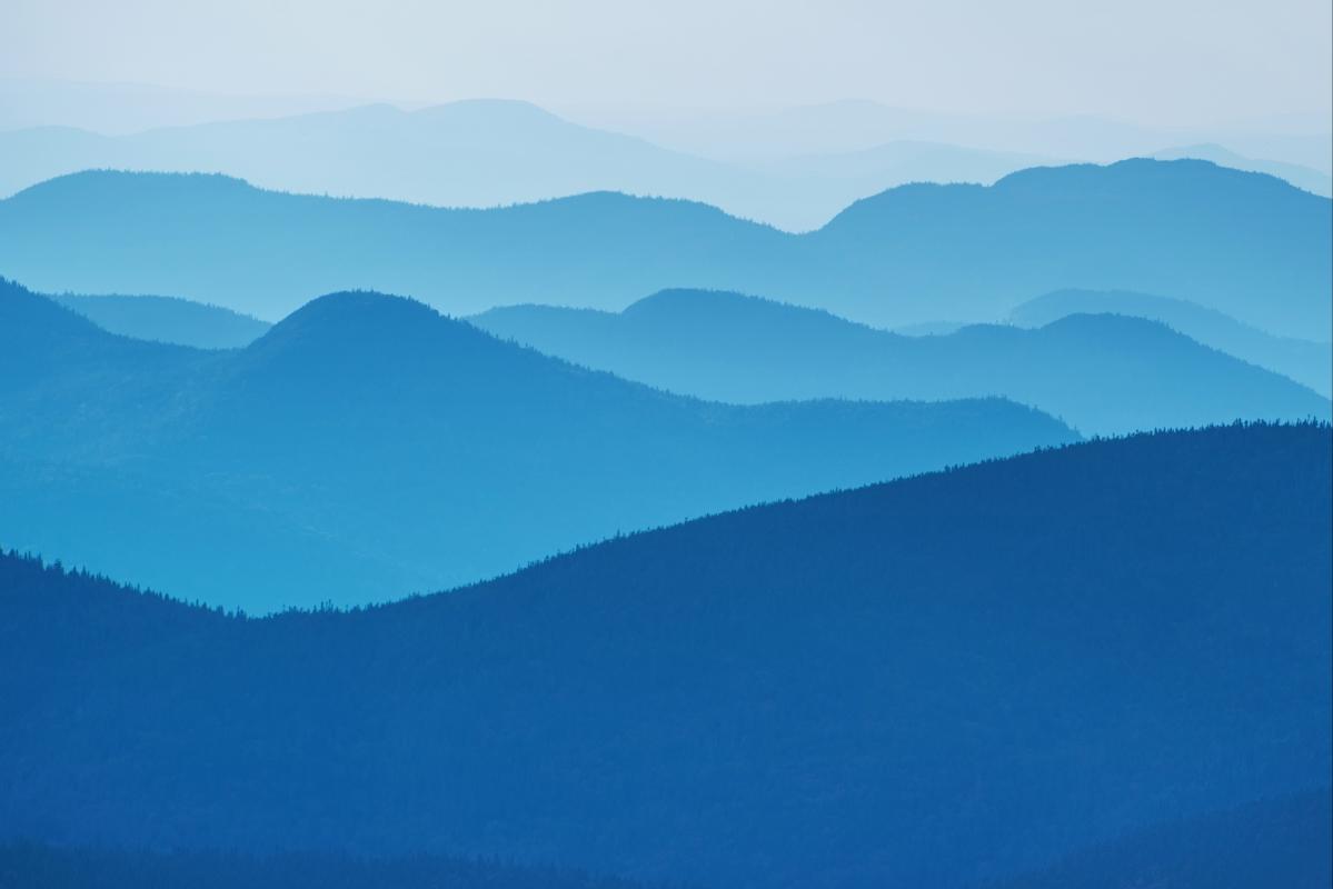 普莱西德湖村4k风景高端电脑桌面壁纸