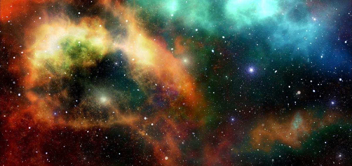 宇宙,天空,星星,空间,星系,星空,6K风景高端电脑桌面壁纸