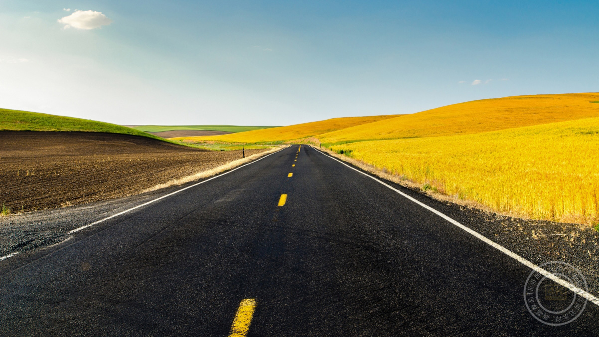 美国国家道路风景4K超高清壁纸精选