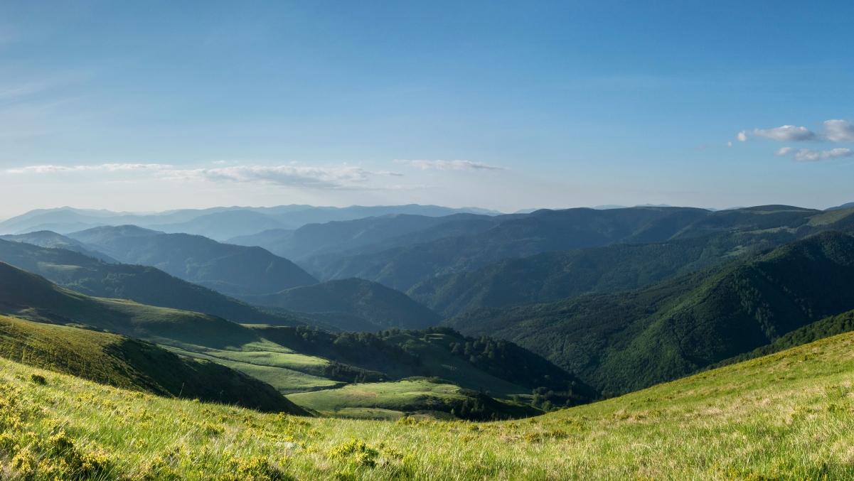 保加利亚 皮林山风景4K超高清壁纸精选