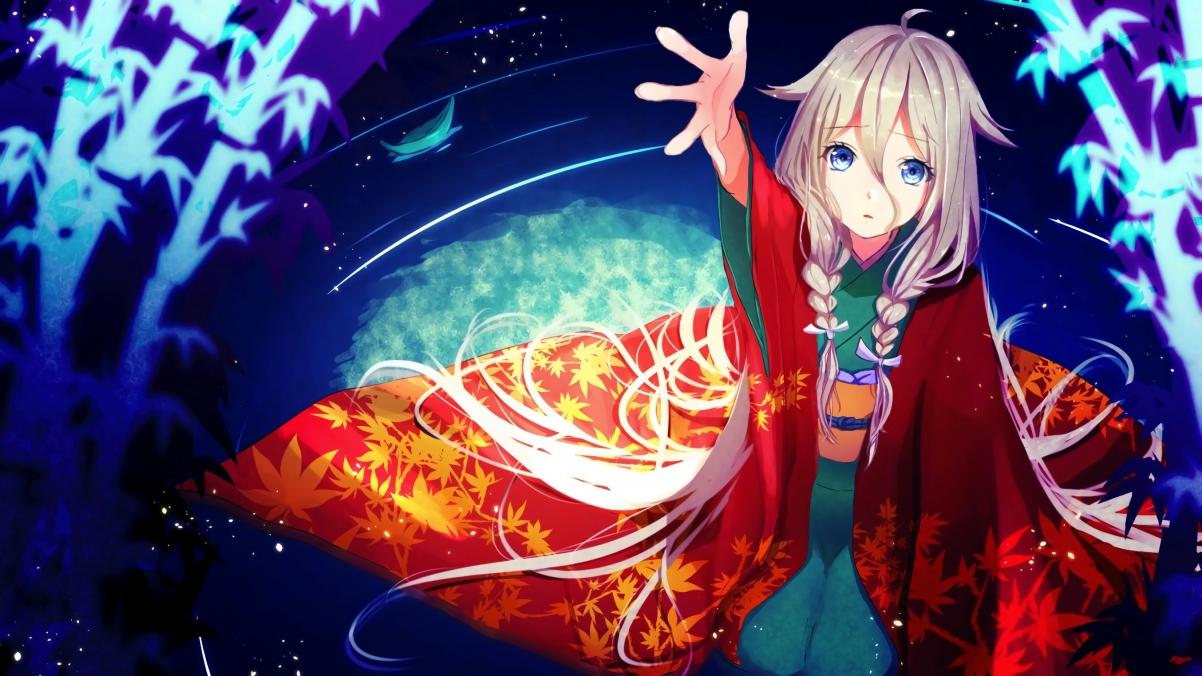 狐妖小红娘3840x2160动漫高端电脑桌面壁纸4k