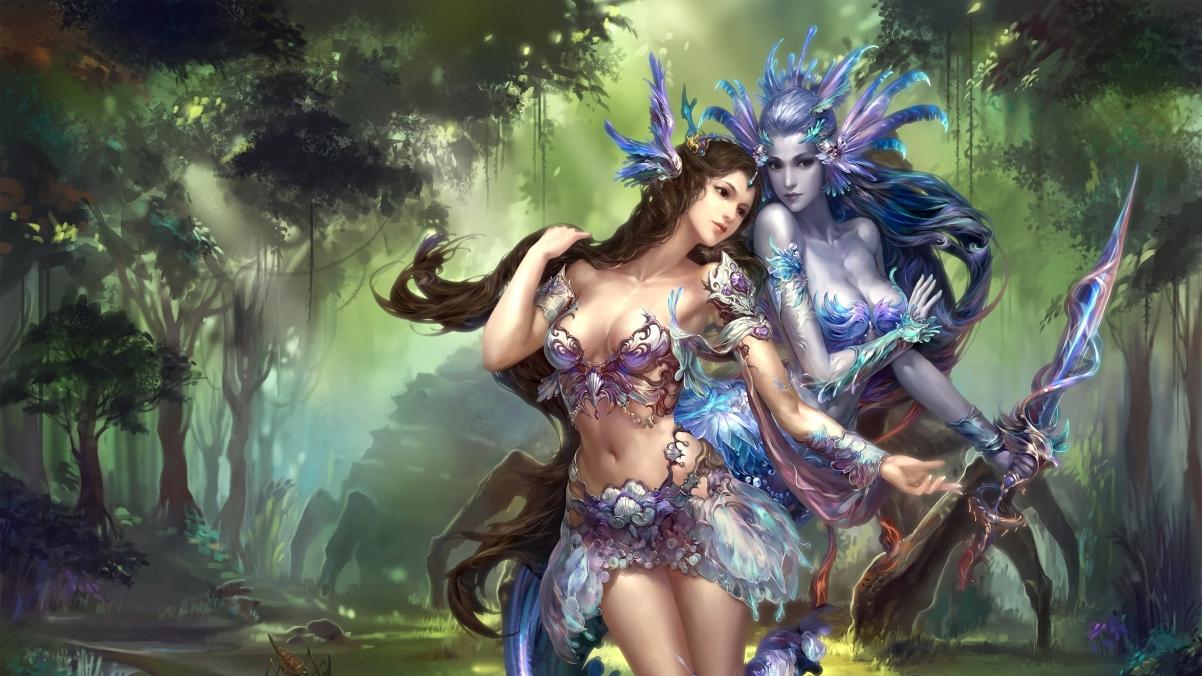 《完美世界Perfect World International_ Rising Tide》4k游戏壁纸3840x2160