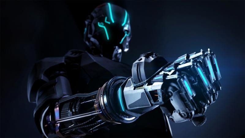 《潜行射击VR-Espire1:VR Operative》机械臂 4K游戏壁纸高端桌面精选 3840x2160