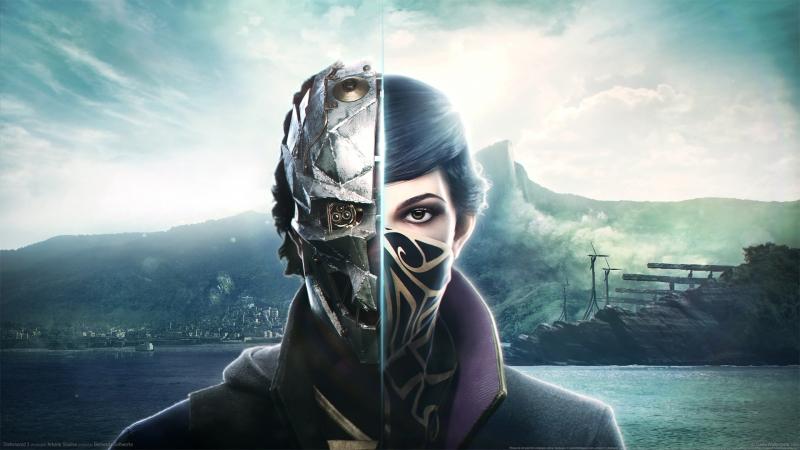 《耻辱2/Dishonored 2》 4K高清游戏壁纸高端桌面精选 3840x2160