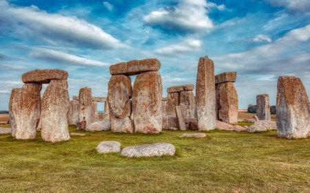 英国巨石阵百变桌面精选高清壁纸