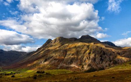 英格兰山峰天空风景高端桌面4K+高清壁纸图片