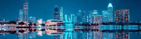 美丽的城市之夜极品游戏桌面精选4K+高清壁纸