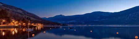 瑞士楚格湖泊风景高端桌面4K+高清壁纸图片