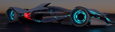 概念超级跑车百变桌面精选高清壁纸