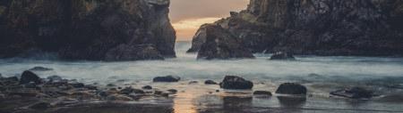 帕非佛海滩高端桌面4K+高清壁纸图片