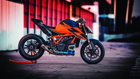 2019款KTM 1290 Super Duke R摩托车极品壁纸推荐高清壁纸