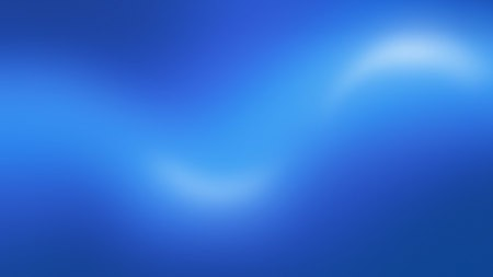 蓝色渐变背景高端桌面4K+高清壁纸图片