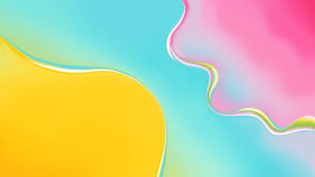 简单抽象炫彩背景高端桌面4K+高清壁纸图片