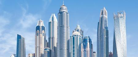 迪拜高楼大厦极品游戏桌面精选4K+高清壁纸