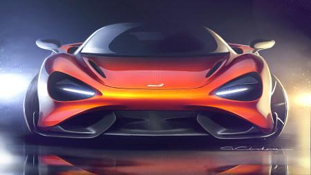 2020款迈凯伦765LT超级跑车高端桌面4K+高清壁纸图片