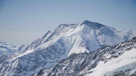 壮丽的雪山风景高端桌面4K+高清壁纸图片
