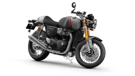2020款凯旋(Triumph) Thruxton RS摩托车极品游戏桌面精选4K+高清壁纸