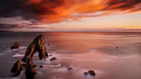 爱尔兰Crohy头海拱门高端桌面4K+高清壁纸图片