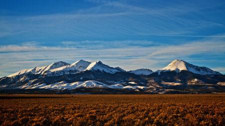 科罗拉多州山脉高端桌面4K+高清壁纸图片