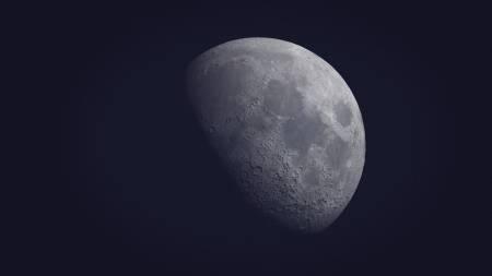 月球表面高端桌面4K+高清壁纸图片