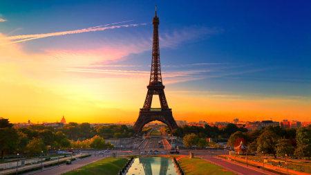 埃菲尔铁塔高端桌面4K+高清壁纸图片