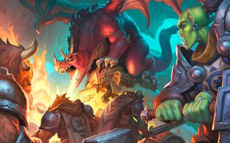 炉石传说:魔兽英雄传极品壁纸推荐高清壁纸