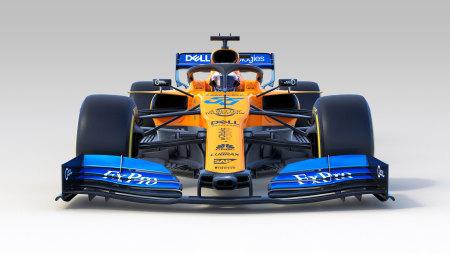 迈凯伦F1 2019百变桌面精选高清壁纸