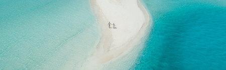 马尔代夫小岛高端桌面4K+高清壁纸图片