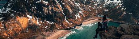 挪威罗弗敦群岛风景高端桌面4K+高清壁纸图片