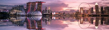 新加坡现代都市风景极品游戏桌面精选4K+高清壁纸