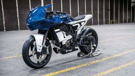 2019款胡思瓦纳(Husqvarna) Vitpilen 701 Aero概念摩托车极品游戏桌面精选4K+高清壁纸