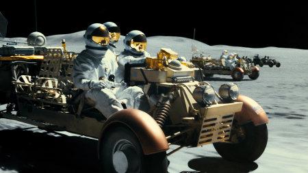 宇航员探索高端桌面4K+高清壁纸图片