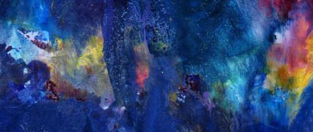 彩色抽象绘画艺术极品游戏桌面精选4K+高清壁纸
